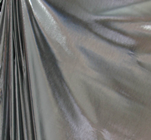 Avenue Silver Coloured Fabric