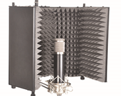 Studio Microphone Reflexion Screen