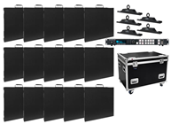 AV4XIP Series Video Panel System - 15 Panels