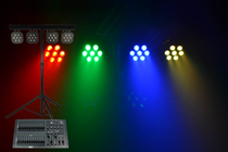 Lumistage & Control12 Lighting System