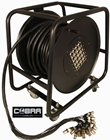 Cobra Stage Snake On Reel 30m 16 Inp