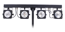 RGB COB Par Bar Lighting Set with St