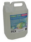 Bubble Fluid 5 Litres by PFX