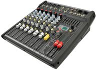 8 Channel Mixing Desk by Citronic