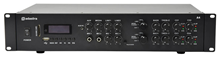 4 Channel PA Amplifier 4 x 200W