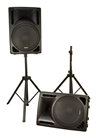 15 Powered Speaker System