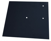 Baseplate for Drape Suspension System