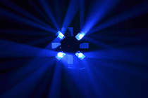 Supernova 3 in 1 LED Effects Light