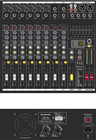 10 Channel Powered Mixer CSP-410 by Ci