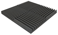 Foam Acoustic Tiles Pack of 8