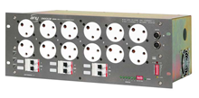 DIMMER PACKS RACK MOUNTING ANYTRONICS