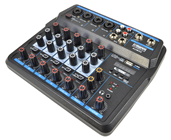6 Channel Mixing Desk with Echo and
