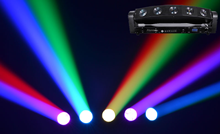 RGBW Moving LED Bar