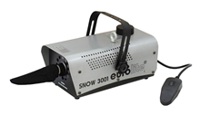 Compact Snow Machine