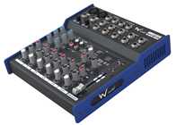 10 Channel Stage Mixer by W Audio
