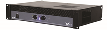 W Audio EXP Series Power Amplifiers in Choice of Size