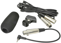 Shotgun Microphone - Two Sizes