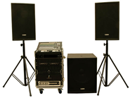 COMPLETE PA SYSTEM