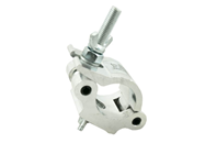 HALF COUPLER FOR 50 MM TUBES