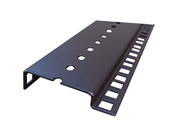 Dual Hole Rack Strip 4m