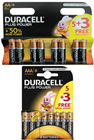Duracell Plus Power Alkaline Batteries 5