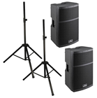 12 2000w Active Speaker System