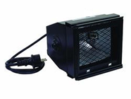 1 X 300 WATT STAGE FLOODLIGHT