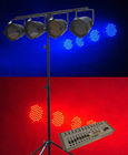 LED STAGE LIGHTING KIT WITH 8 PAR56