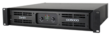 CD5000 Power Amplifier 2 x 1700 Watt