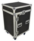 Cobra 12U   10U Rack Case with Lapto