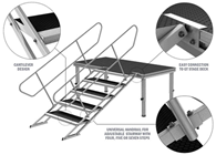 Global Stage Adjustable Stairs