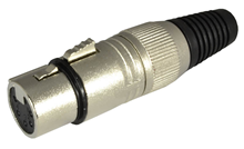 Cobra XLR Connector Female 5 Pin