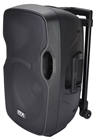 12 Inch Battery Powered PA Speaker wit