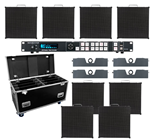 AV2 Flexible Video Panel System - 8