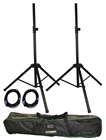 Speaker Stand Kit for Passive Speakers