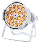 LED Parcan RGBAW   UV 40 Degree 18x%
