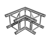 Quatro 2 Way 90 Degree Aluminium Truss