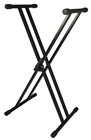 Cobra Double Cross Keyboard Stand