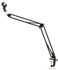 Desk Swivel Boom Microphone Arm - Two%