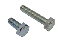 M10 Bolts Zinc Pack 20