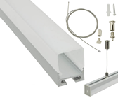 Aluminium LED Tape Profile - Batten