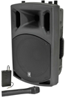 Active Speaker 15 with VHF Beltpack%2