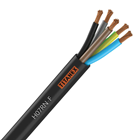 16mm 5 Core Rubber Power Cable 50m H