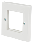 Single Gang Wall Plate Frame for 2 M