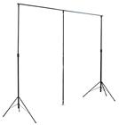 6 x 3M Star Cloth Stand & Bag Se