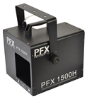 Haze Machine 1500 Watt DMX by PFX