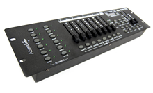 DMX Controller 192 Channels by Atomic