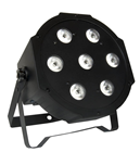 RGBW LED 2 Quad Par Can Pack, IR%2