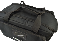 Partitioned Padded Bag for Flat LED Li
