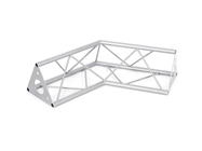 Steel-Truss Corner 2-Way 120 Degrees